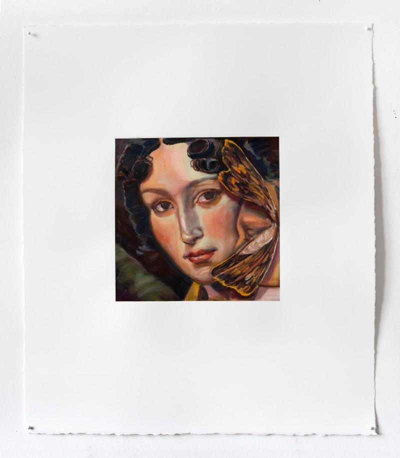 Artwork – Moth (Eleanor), 2019