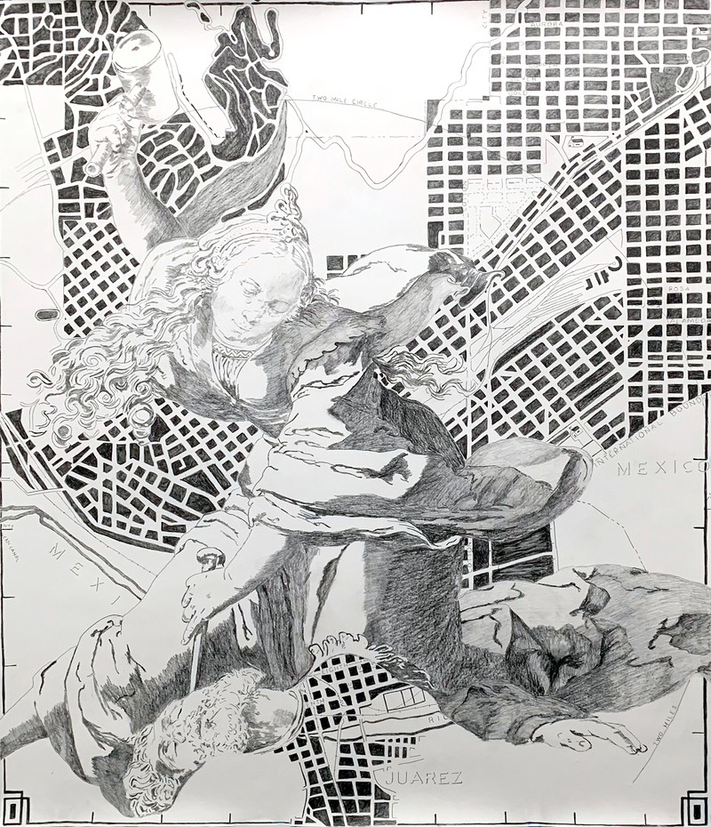 Artwork – Yael, 2019