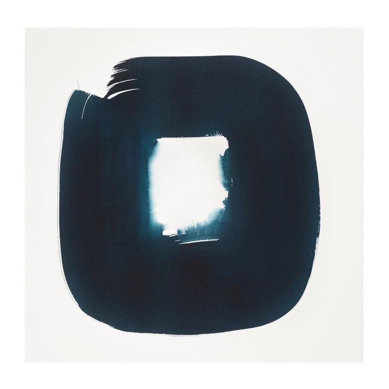 Artwork – Aperture in Japanese Indigo X, 2015