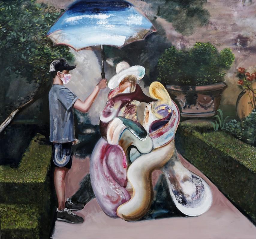 Artwork – Reverberation Series No.01, 2021
