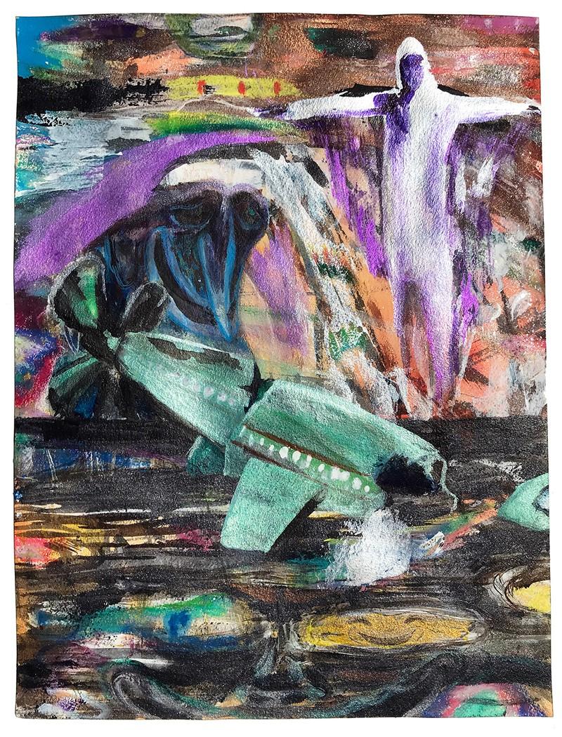 Artwork – Tragicomedy, 2020