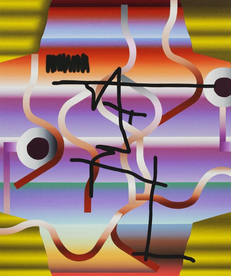 Artwork – Scramble, 2019