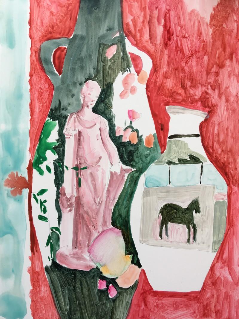 Artwork – Figure Vases, 2020