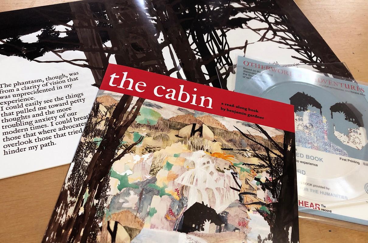 Artwork – the cabin, 2019