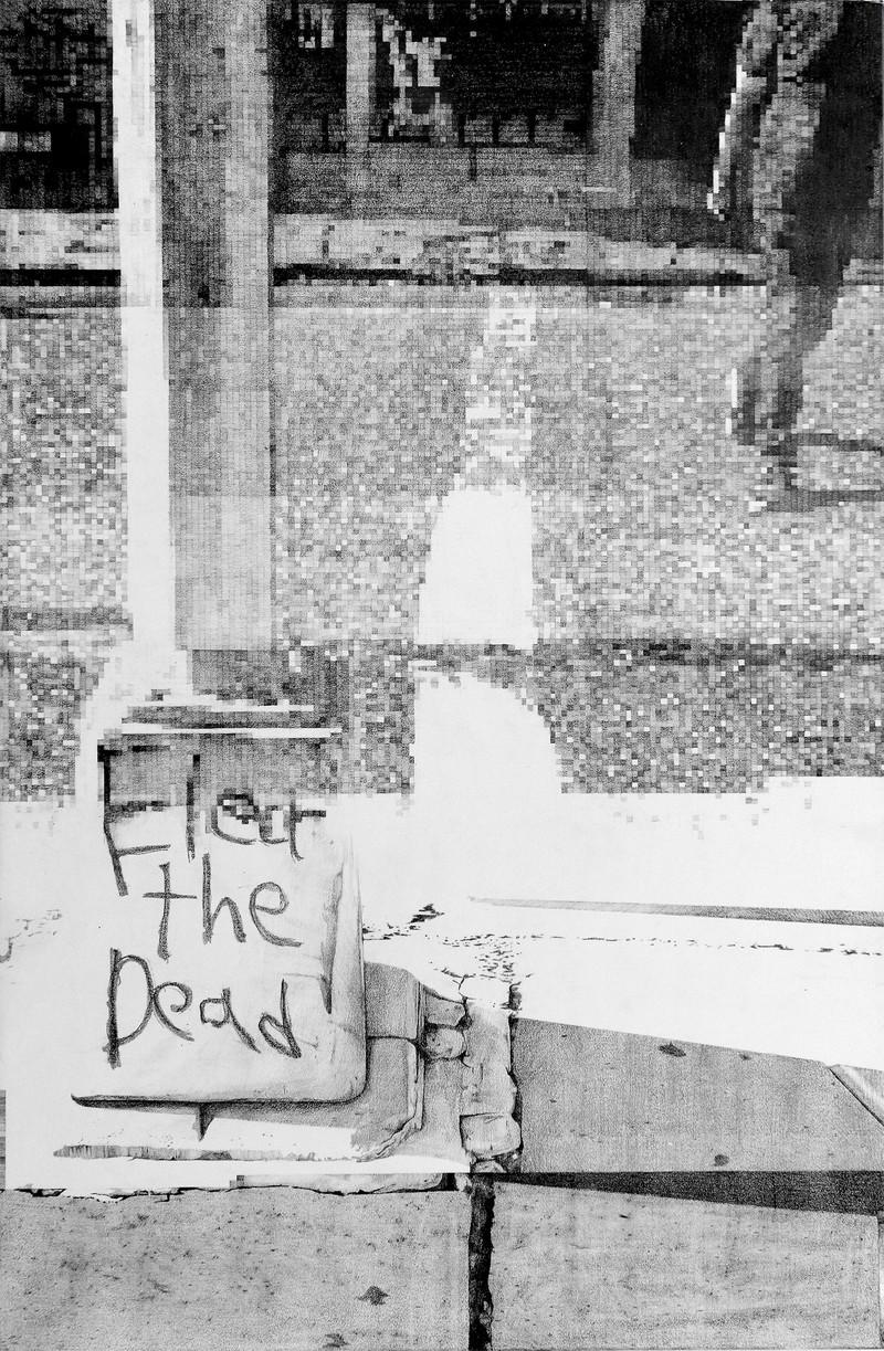 Artwork – Elect the Dead, 2018