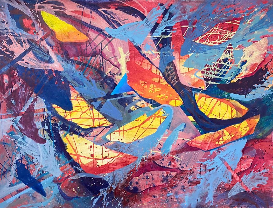 Artwork – Paraíso (Paradise), 2020