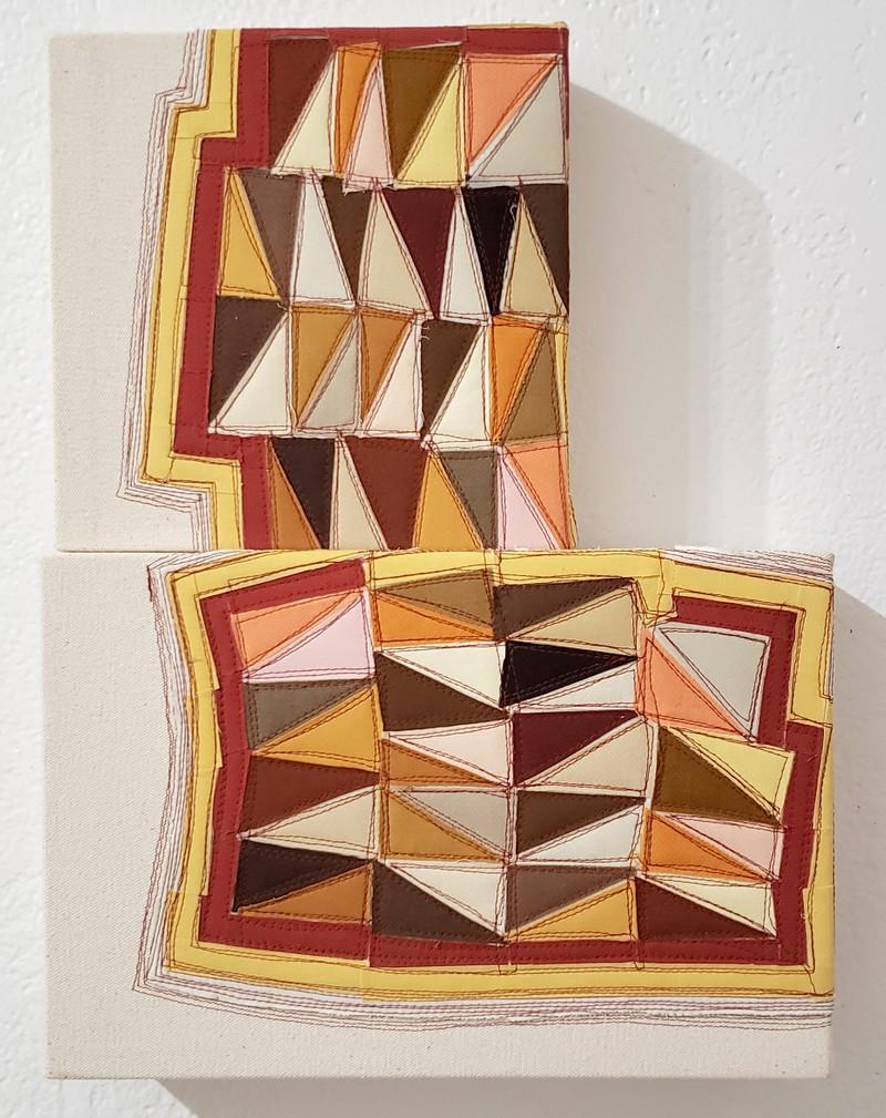 Artwork – Americana Quilt 30 &31, 2020