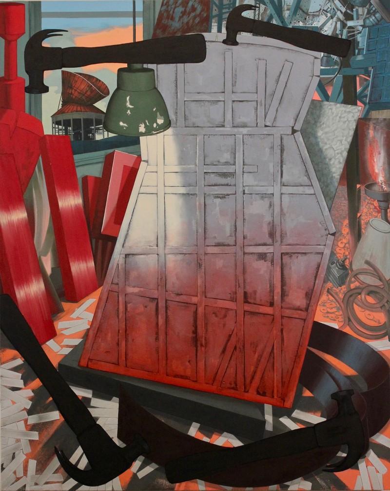 Artwork – The Workshop, 2020