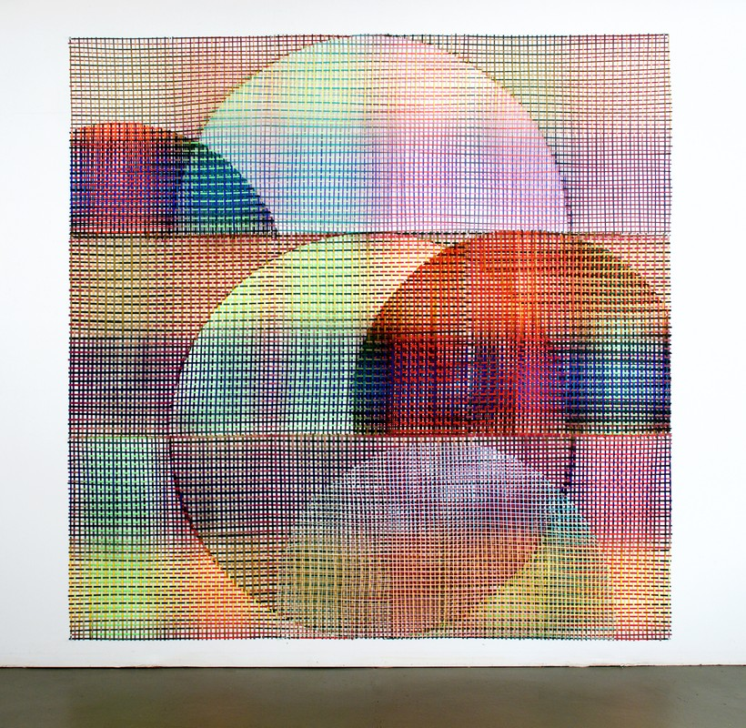 Artwork – Pink Noise, 2020