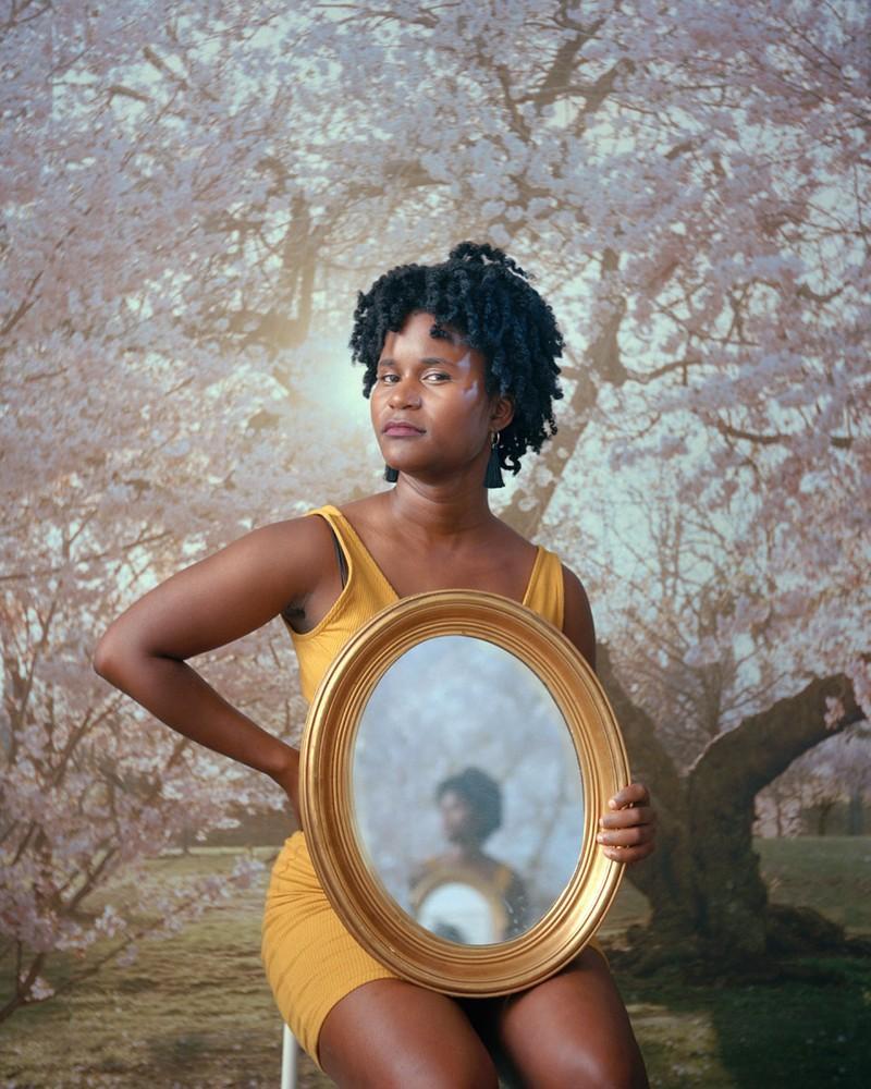 Artwork – Triptych for a Portrait of Ilana, 2019