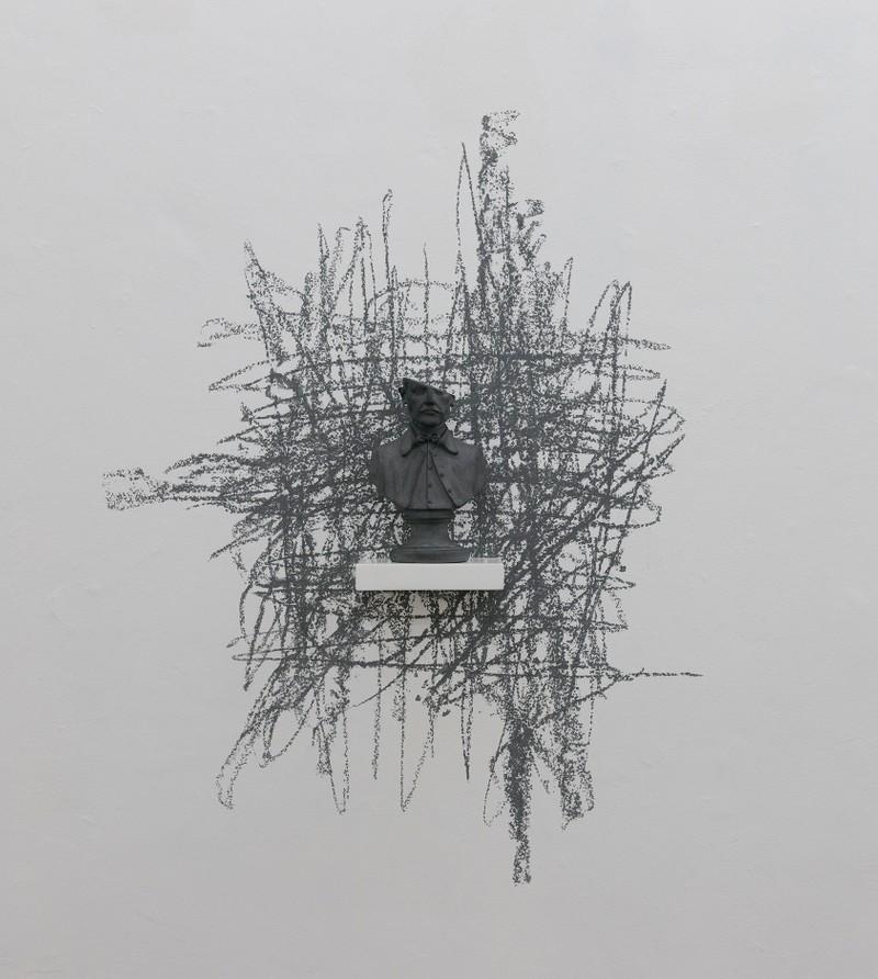 Artwork – Statues Also Die (Malverde), 2016