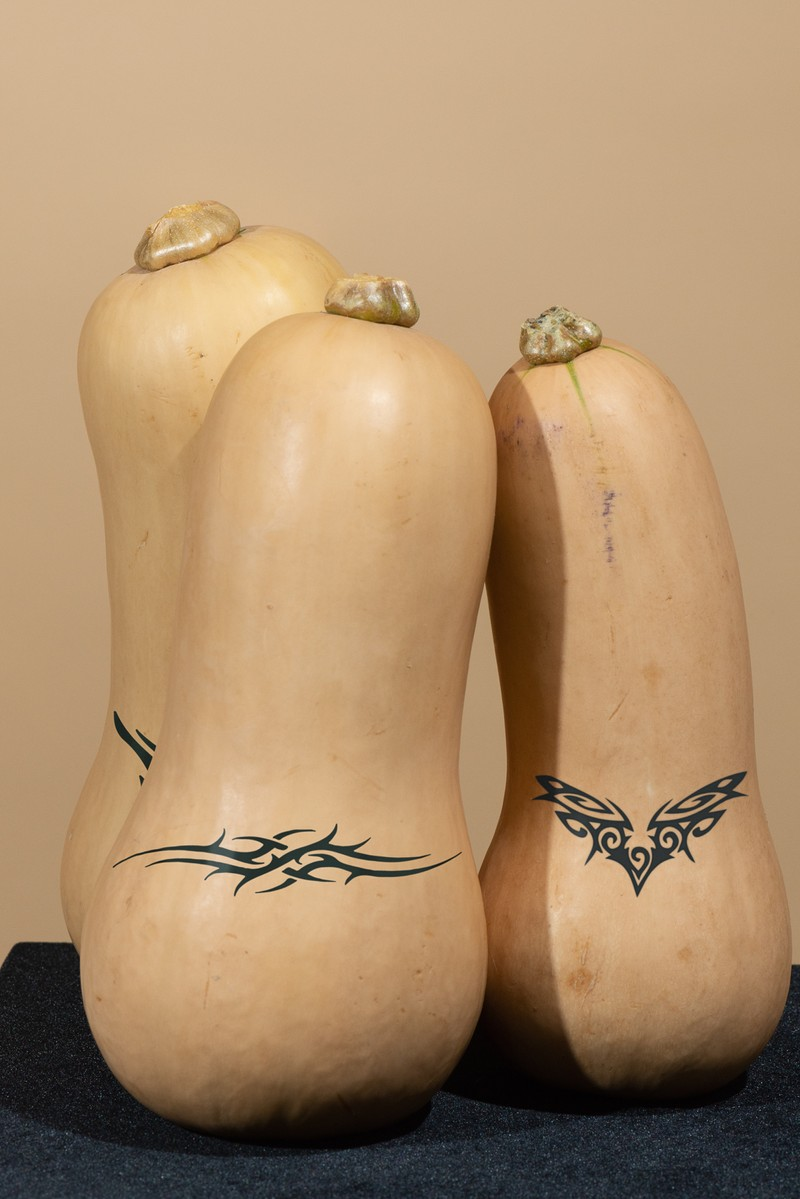 Artwork – Body Art Squash, 2019