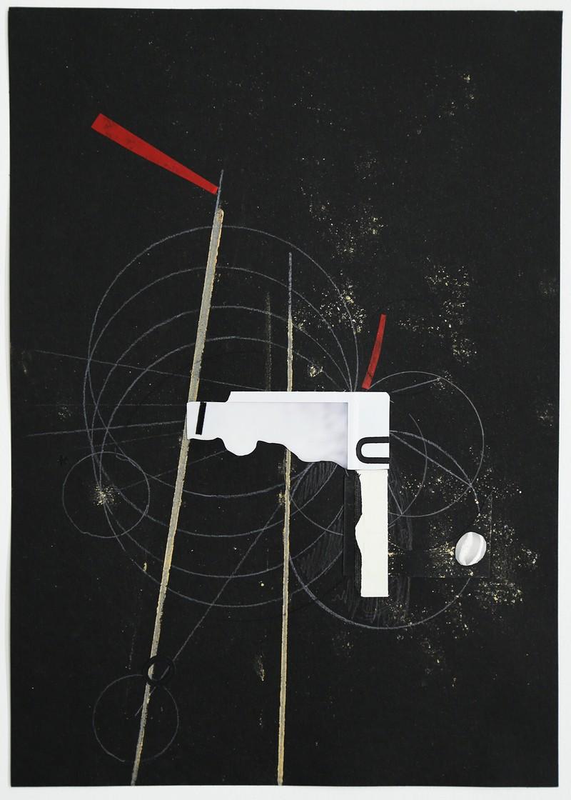 Artwork – Star Ashes no. 1, 2020