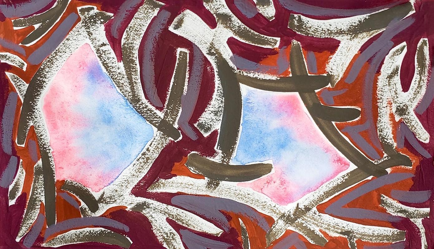 Artwork – See Through (Sun Down), 2020