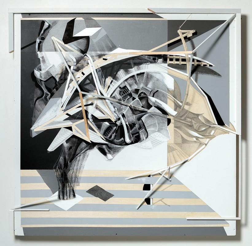 Artwork – Cobweb Afternoon, 2019