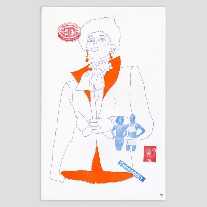 Artwork – Fashion Fair- Double Take 01, 2019
