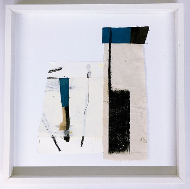 Artwork – Collage CL-323, 2020