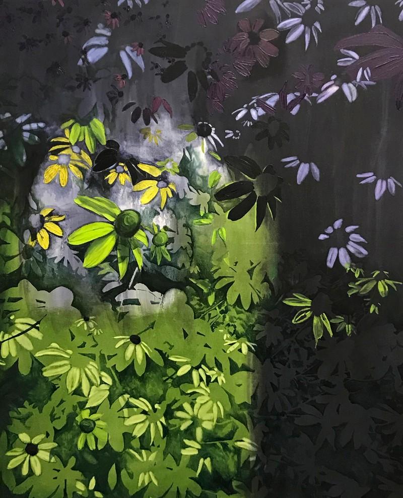Artwork – Naoshima at Night, 2020