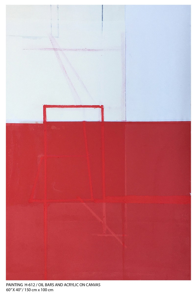 Artwork – Painting H-612, 2020