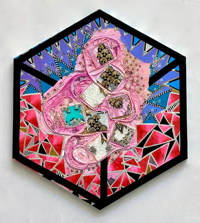 Artwork – Hexagon no.3, 2018