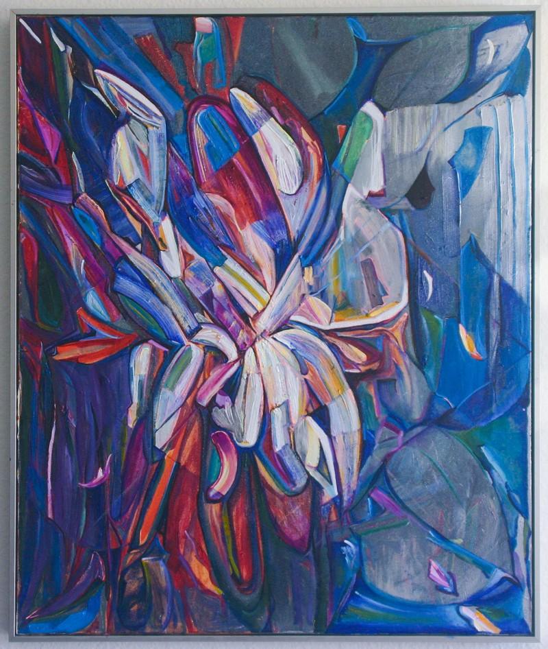 Artwork – Flower Glitch, 2019