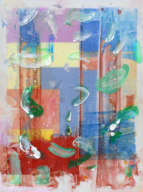 Artwork – Floaters, 2013