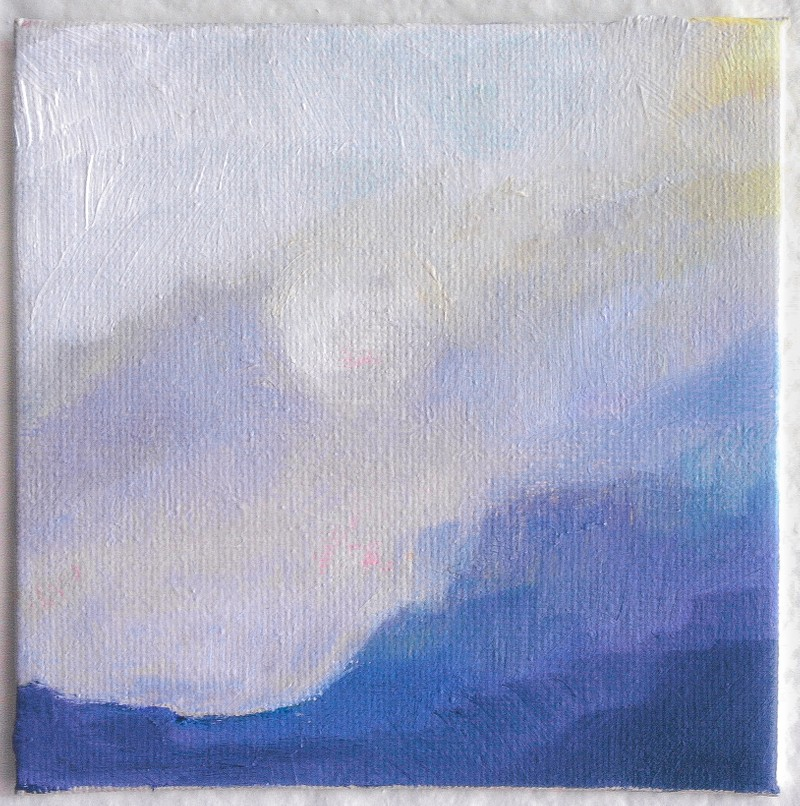Artwork – Nature study II (Sydney Laurence), 2020