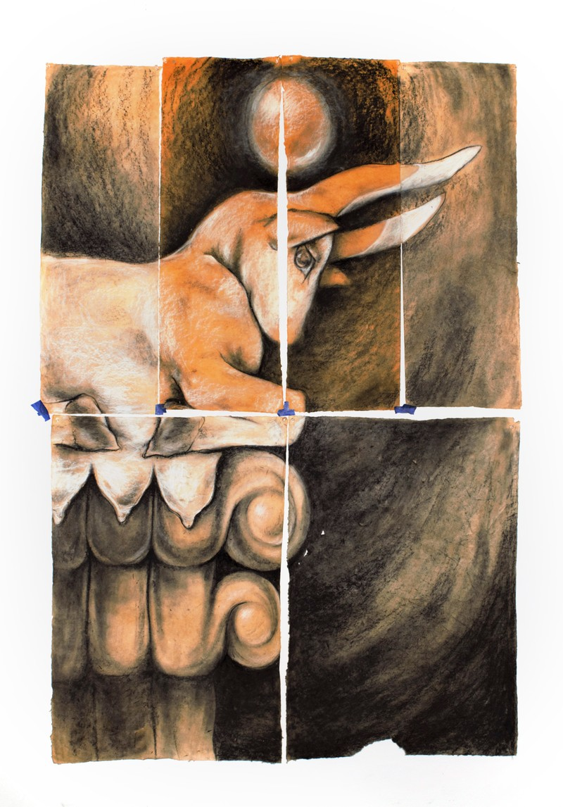 "Artwork – Jess Hoyt - ""Catalonia Sun II"", 2020"
