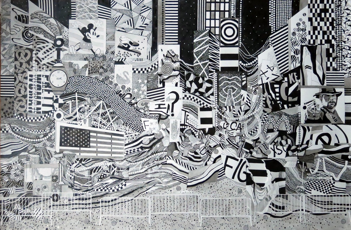 Artwork – Times Square, 2018