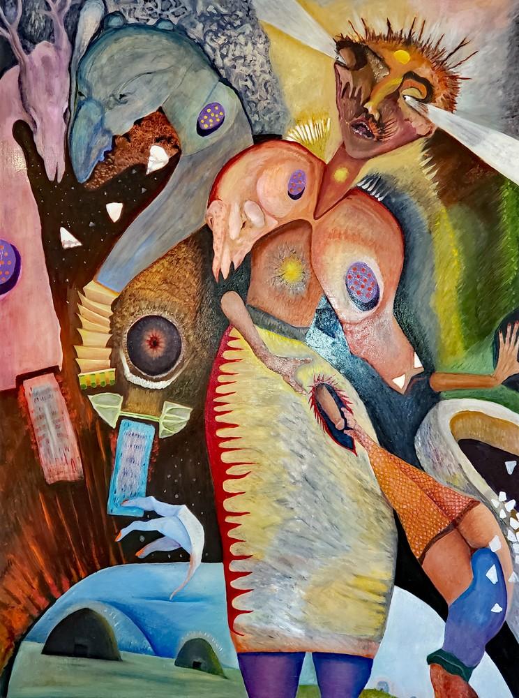 Artwork – Adolescence, 2018