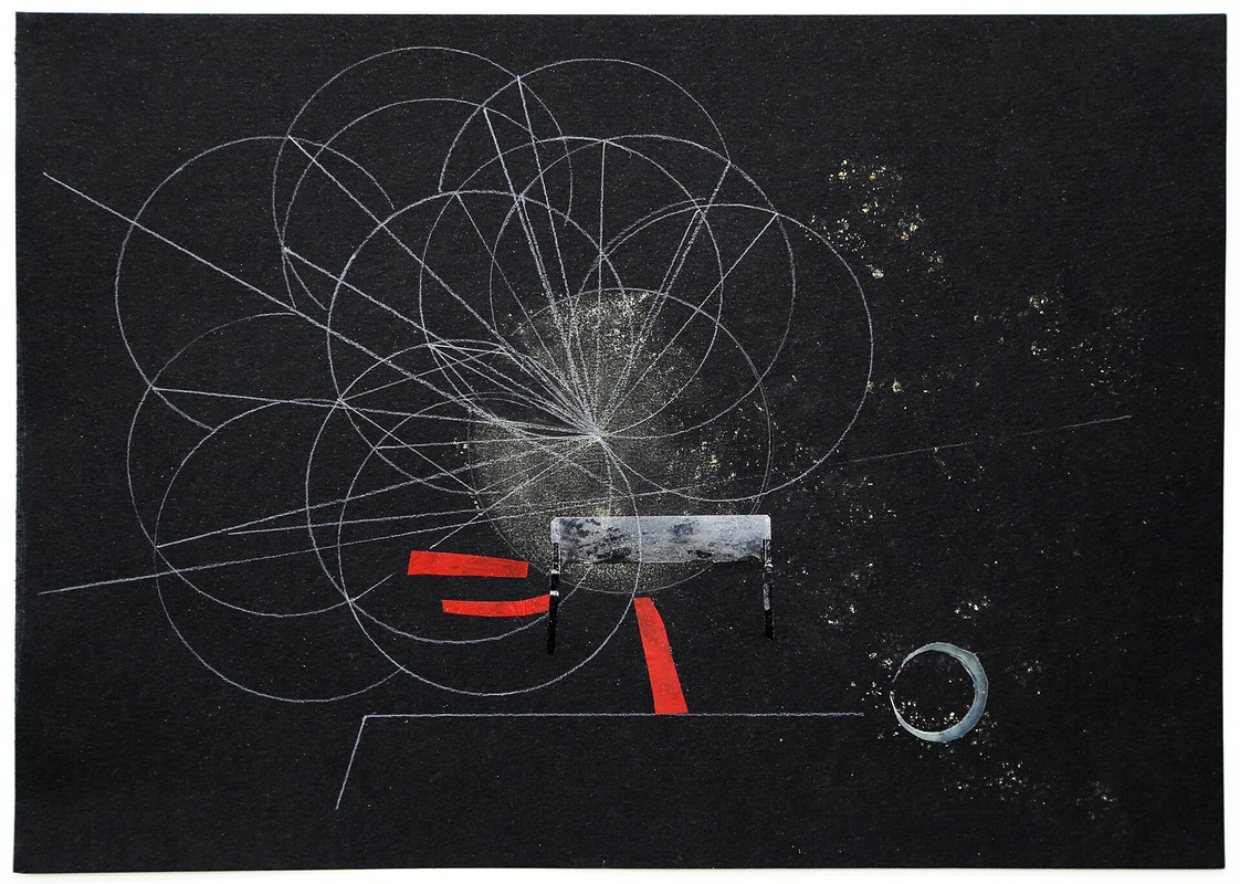 Artwork – Star Ashes no. 2, 2020
