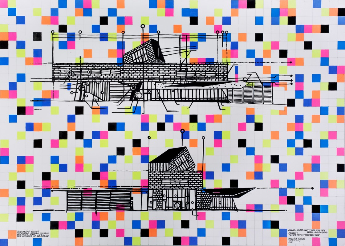 Artwork – Museum Elevation, 2017