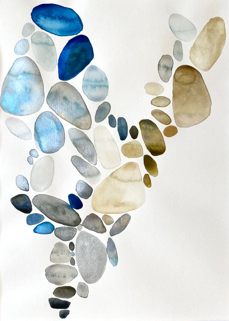 Artwork – River Stones: Take Flight, 2020