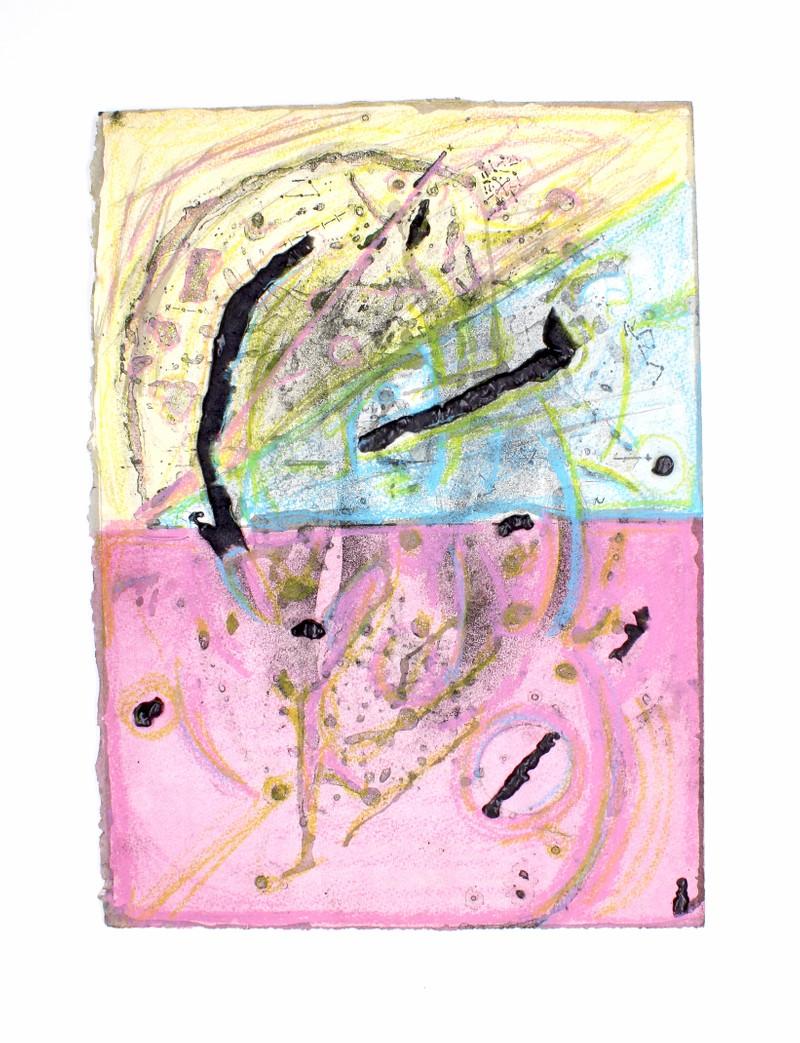 Artwork – Pink Spectrum 2, 2020
