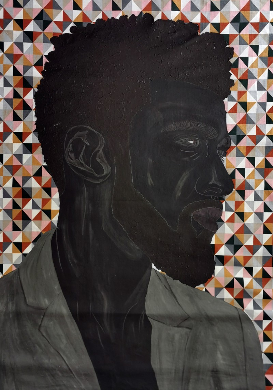 Artwork – Idris Black, Umar, 2019