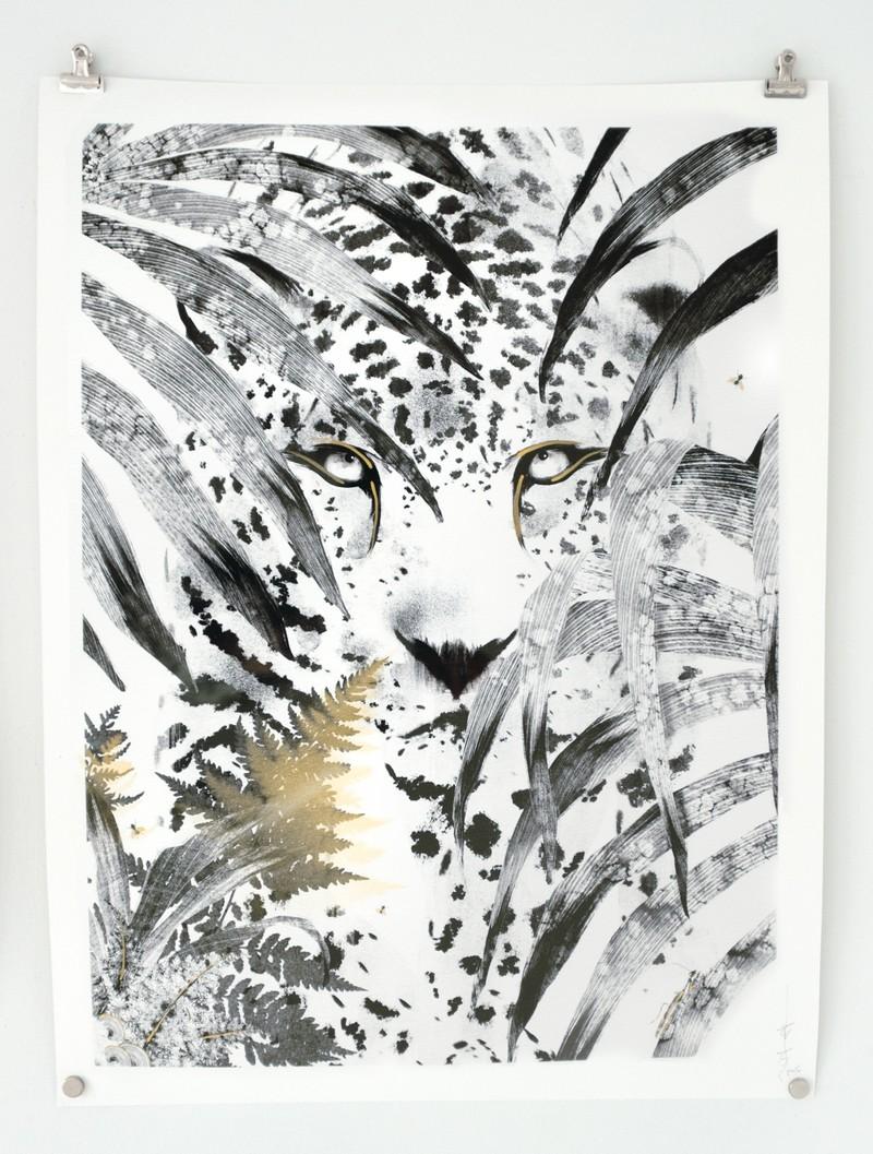 Artwork – Jaguar, 2015