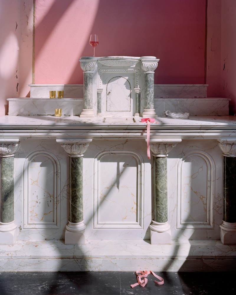 Artwork – Altar, 2018