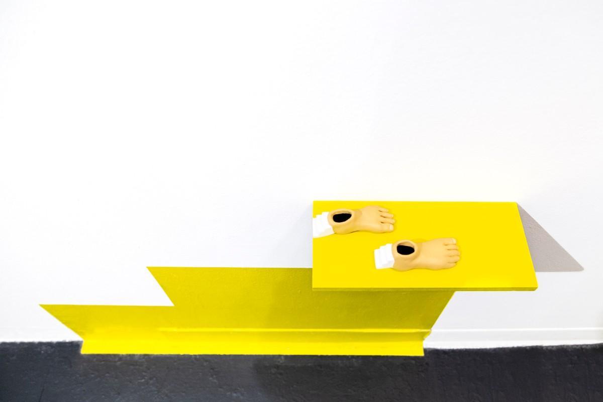 Artwork – Marianna Peragallo, Shuffle, 2019