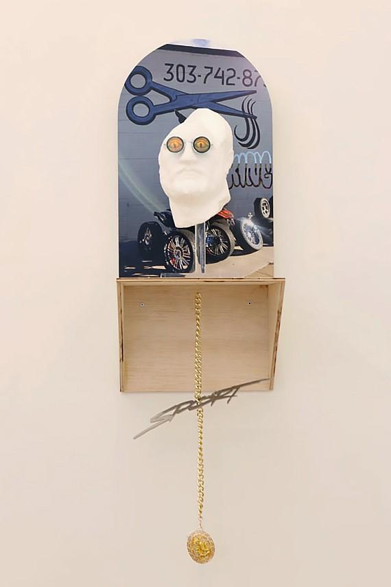Artwork – Dead History, 2018