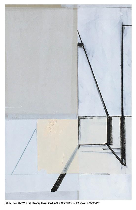 Artwork – Painting H-475, 2020