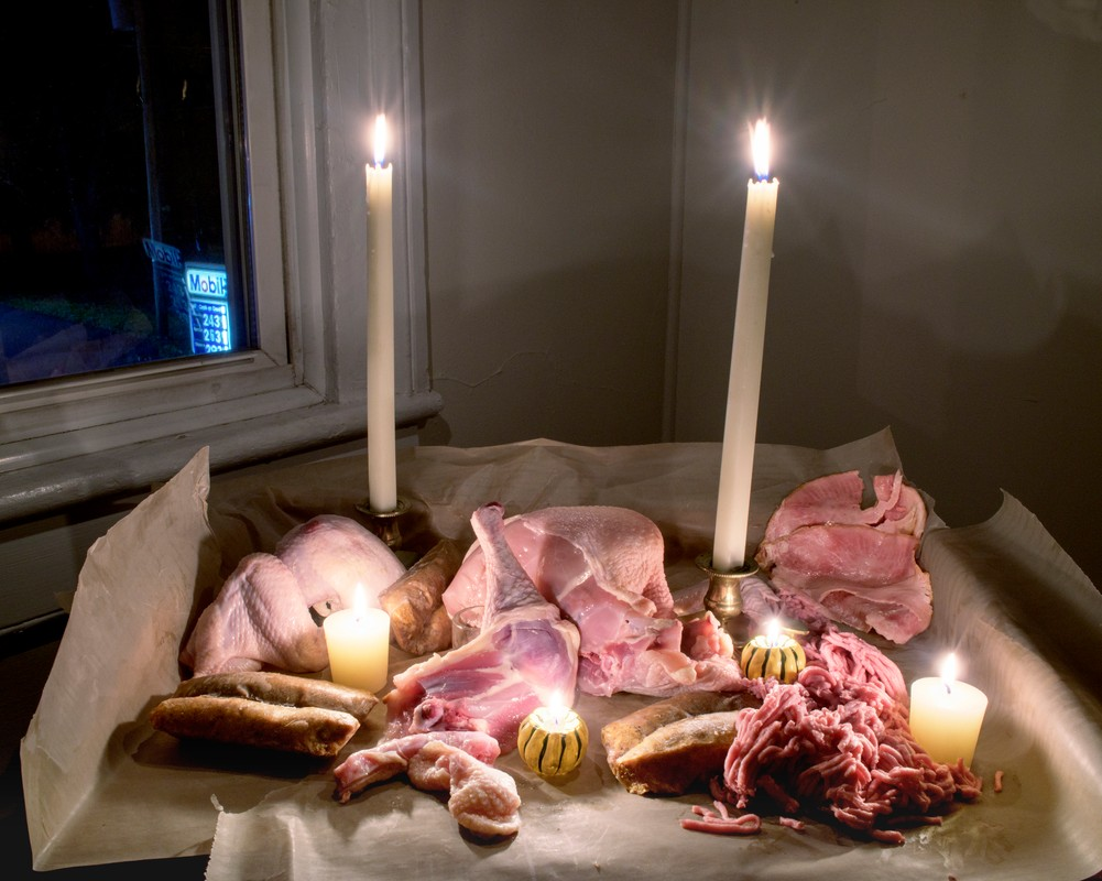 Artwork – Meat Seance, 2015