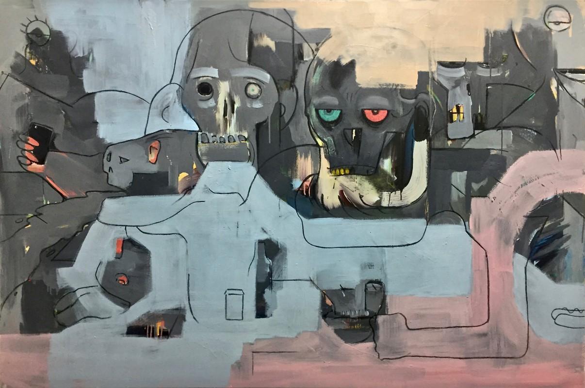 Artwork – Amuernica, 2019