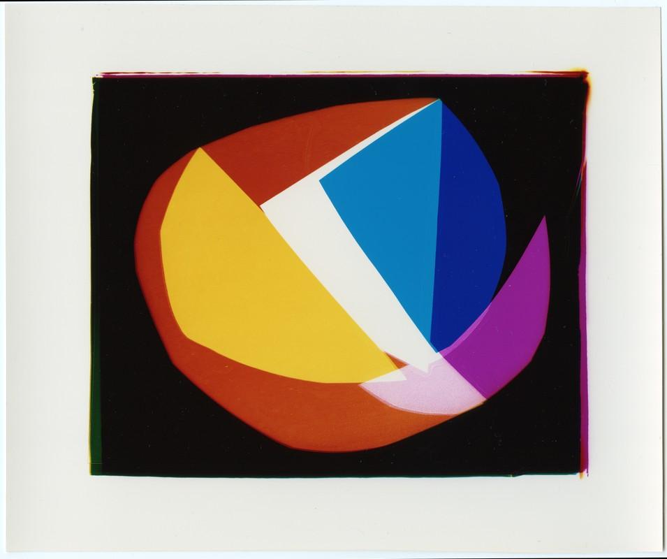 Artwork – Folded Circle, 2020