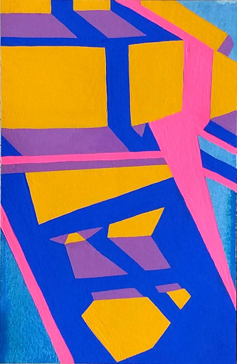 Artwork – Back Staircase, 2017