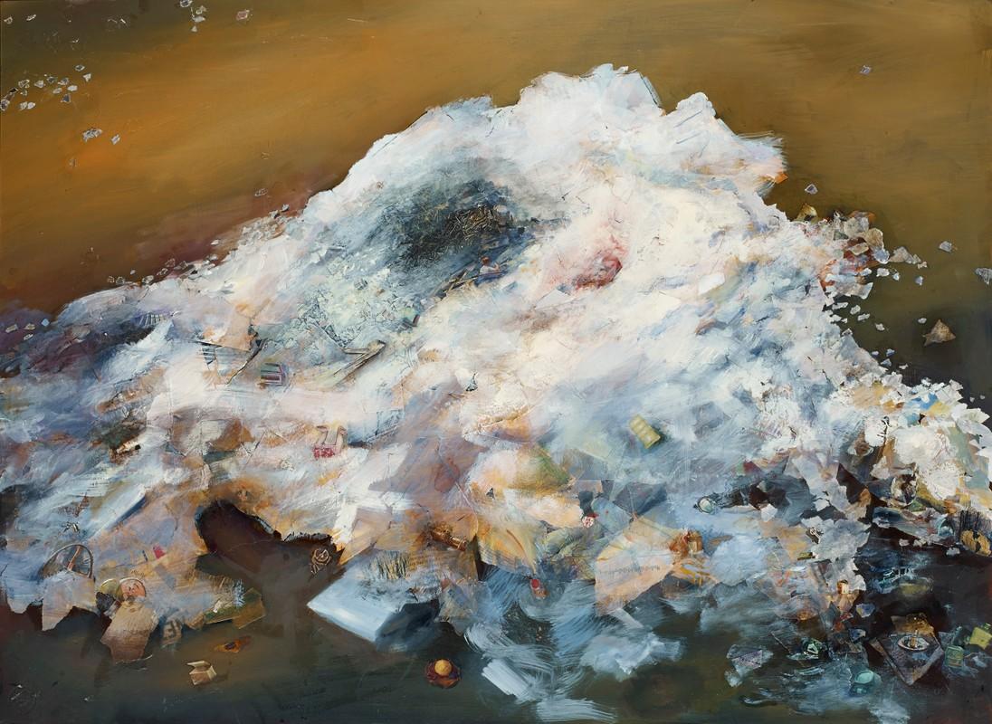 Artwork – Mountain of Waste, 2017