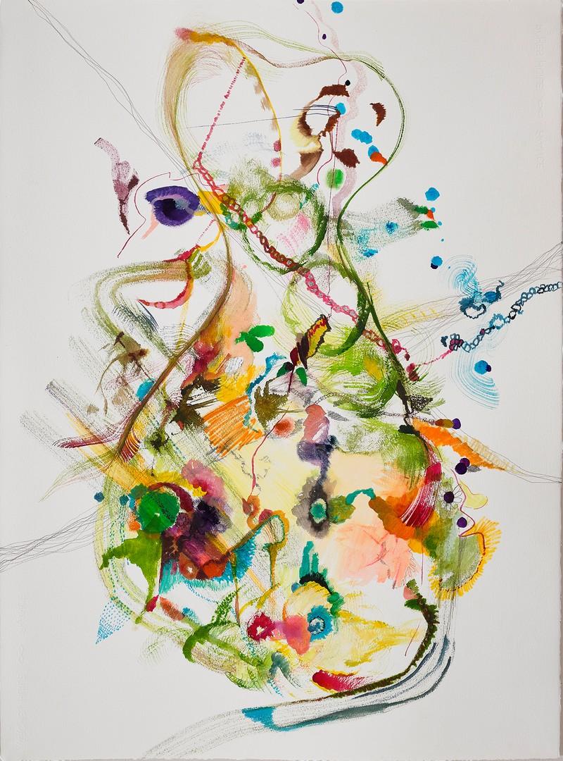 Artwork – torso, 2020