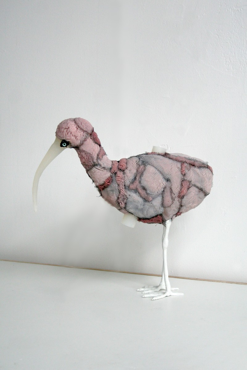 Artwork – Glossy Ibis, 2020