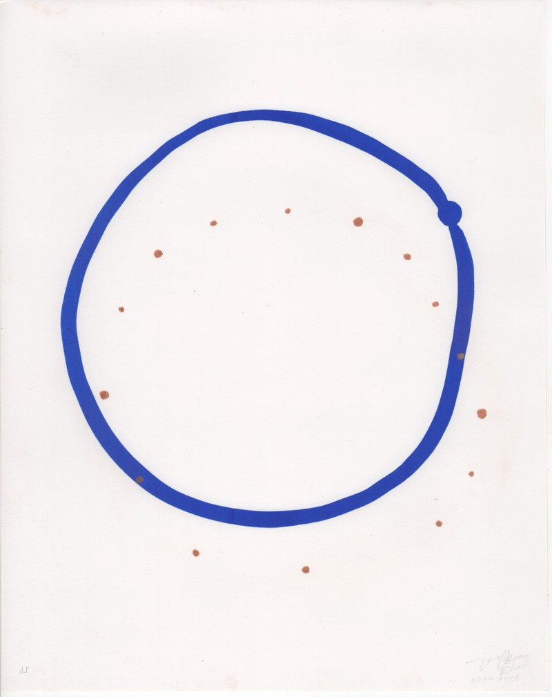Artwork – Dot Orbit Constellation Print, 2019