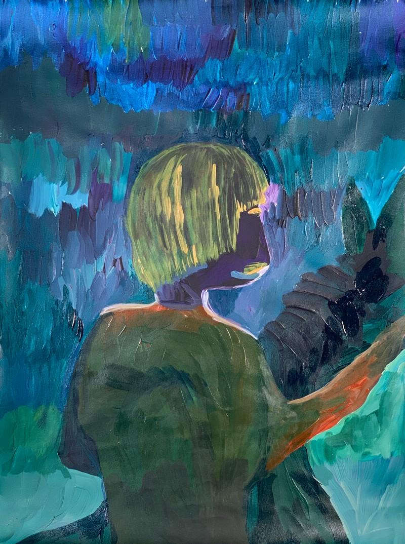 Artwork – Atticus Night Riding, 2019