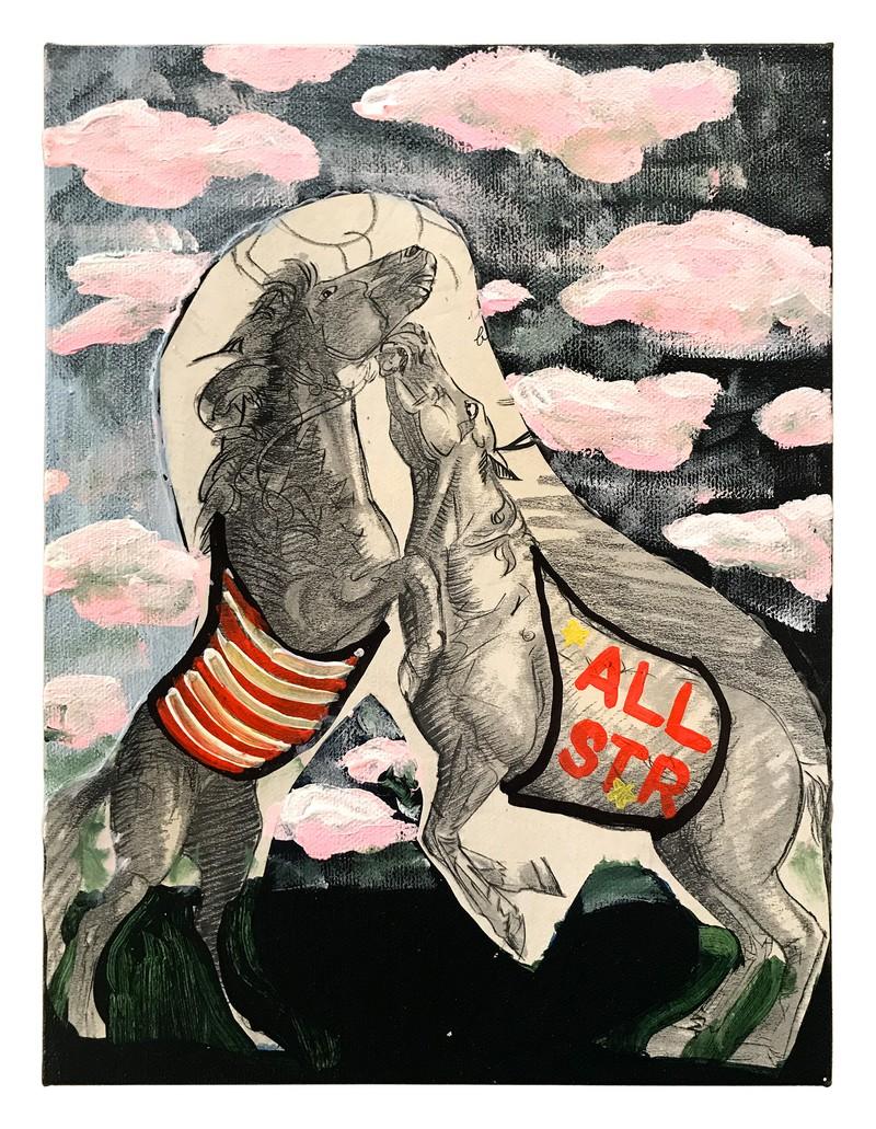 Artwork – Allstrs, 2020